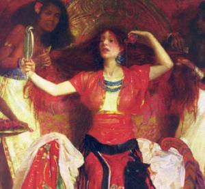Jezebel of the bible