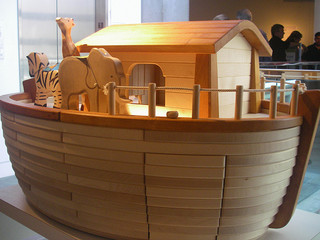Noah's Ark Toy  Skirball Cultural Center Los A...