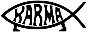 ''Fish Karma logo