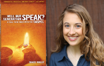Author Grace Mally